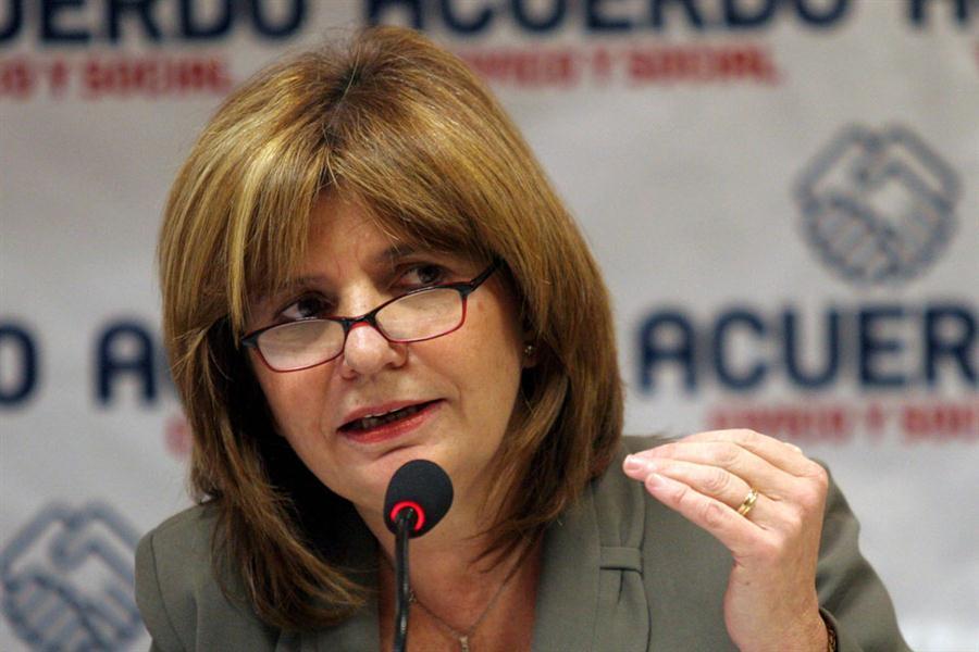 Bullrich, Patricia diputada nacional (Union por todos - CABA) 1