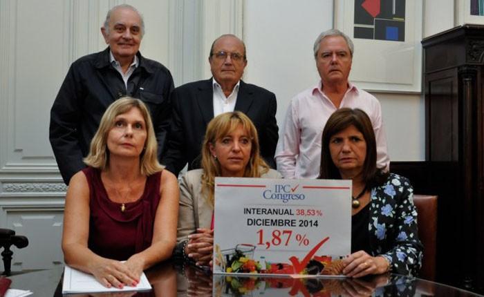 Trabajo FPV (desmintiendo folleto anti-Macri)