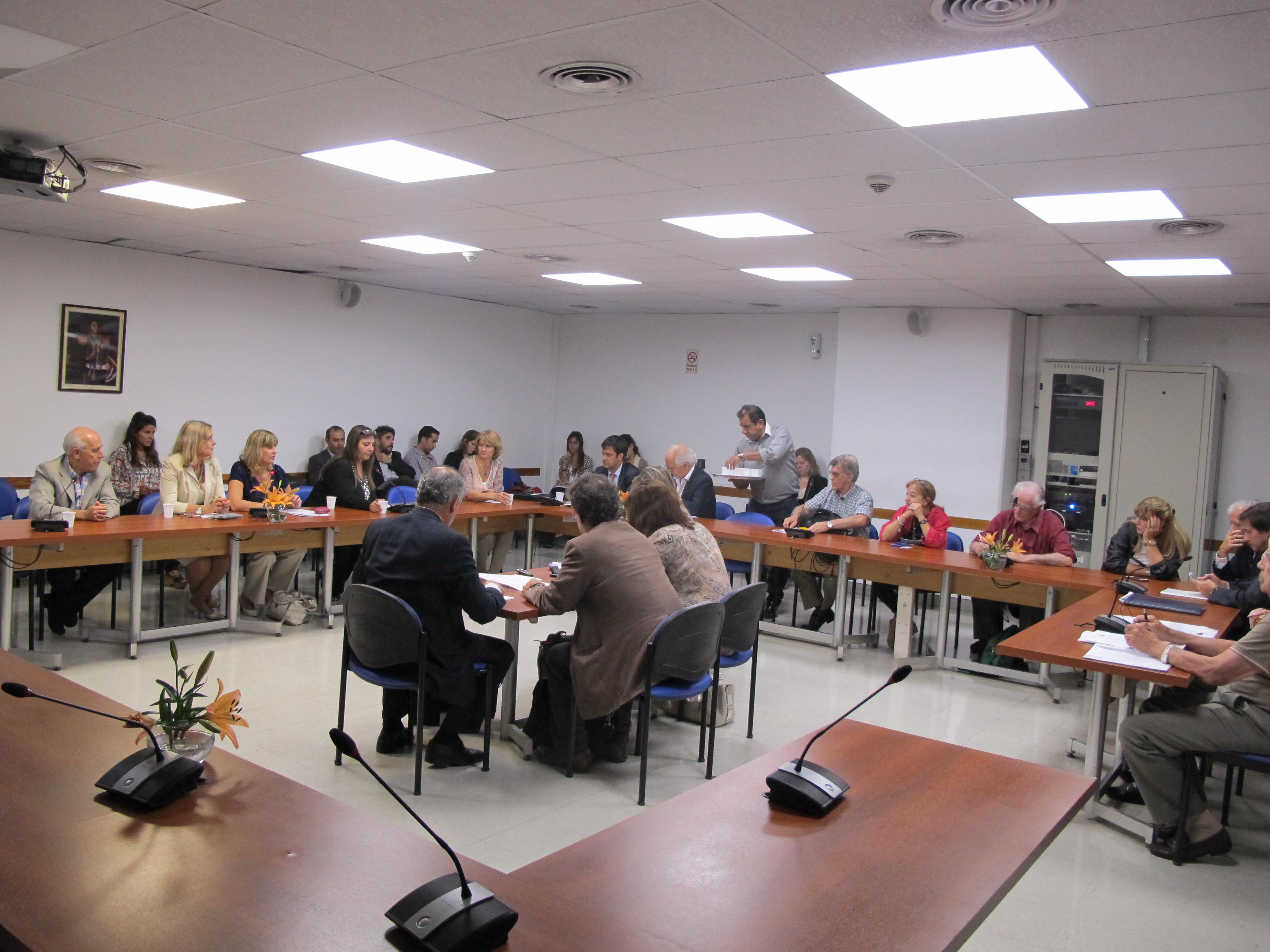 Comisión Defensa del Consumidor HCDN tema HoGar