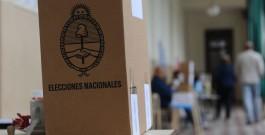 El Ejecutivo confirmó que no habrá modificaciones en el sistema electoral