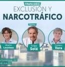 Vera, Lousteau y Solá hablan de exclusión y narcotráfico
