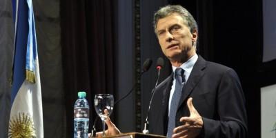 Macri, Mauricio presidente