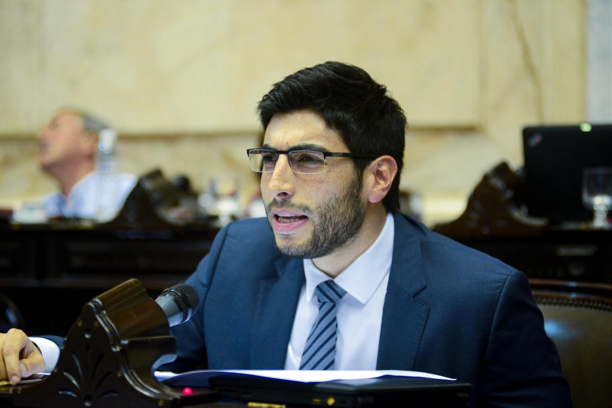 Moyano, Facundo diputado nacional (FRP - Buenos Aires) HCDN