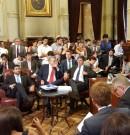 Primer DNU de Macri rechazado por la comisión Bicameral