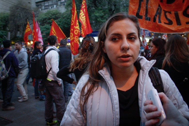 Sosa, Soledad diputada nacional (FPV - Mendoza)
