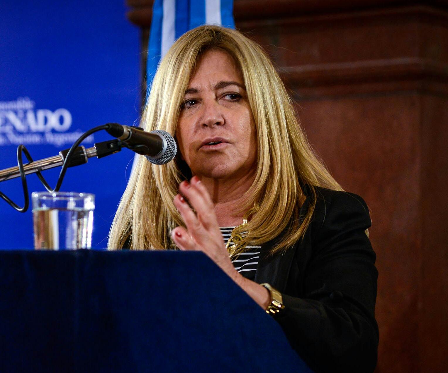 Marina Riofrio Senadora