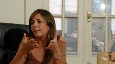 La Diputada Gabriela Cerrutti pidió la renuncia de su compañera Vallejos