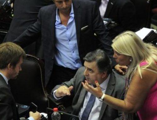 """Interna en Cambiemos: Peña dijo que """"hay que tener cuidado con los chistes"""""""