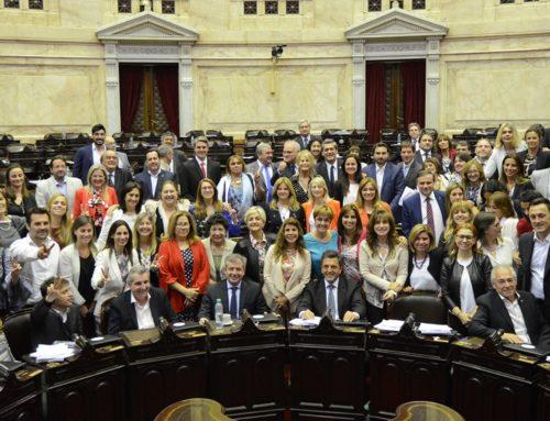 Diputados convirtió en ley la paridad de genero, habrá 50 por ciento de mujeres en las listas de 2019
