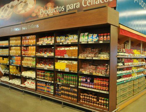 SANTA FE – Proponen góndolas y heladeras «libre de gluten»