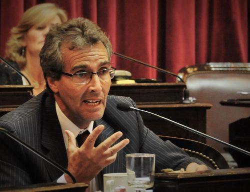 Ruperto Godoy a Marcos Peña: «No están garantizados los derechos humanos»