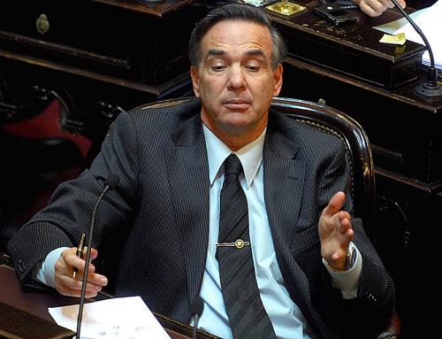 Por la tragedia de Naidenoff, Pichetto suspendió una reunión con mujeres por la ley del aborto