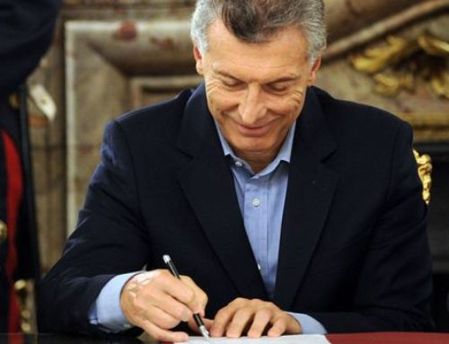 La oposición en contra de la utilización de los DNU por parte de Macri
