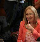 "Reviví la nota a Silvia Giacoppo: ""Es una buena ley, voté convencida"""