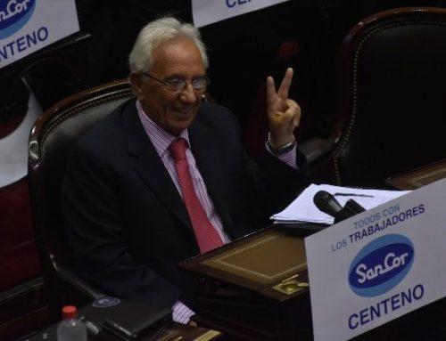 Héctor Recalde: «Estamos viendo la creación de un enemigo interno»