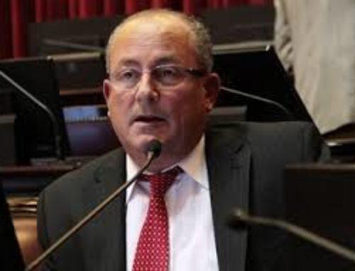 Marino se presentó ante la justicia por la denuncia en su contra por abuso sexual