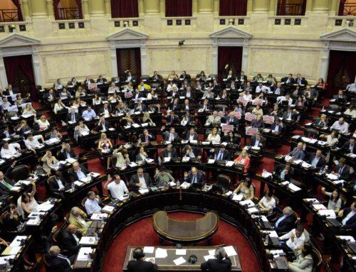 Ya circula entre los diputados el llamado a sesión del miércoles