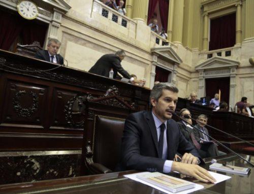 Marcos Peña brindará su primer informe del año ante el Senado