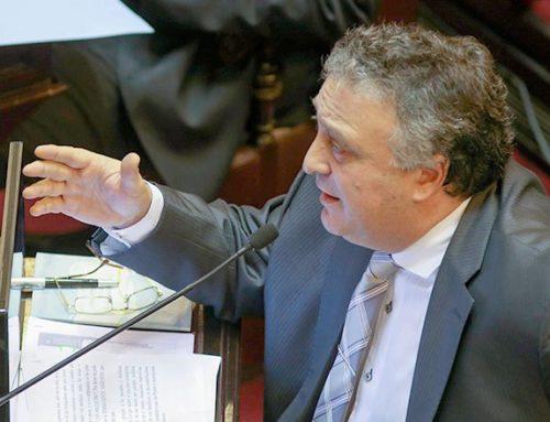 """Lovera negó que haya un """"tramite expres"""" por la Reforma Laboral"""