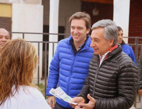 """San Juan: Basualdo y Cáceres criticados """"por no defender los intereses de la provincia"""""""