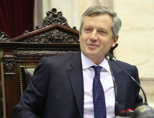 El presidente de la Cámara de Diputados esta a favor de actualizar el número de legisladores