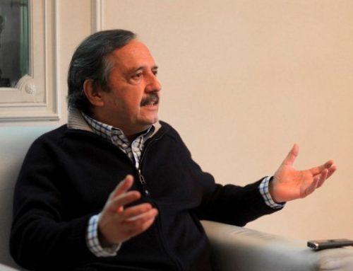 Ricardo Alfonsín: «Michetti está muy mal asesorada»