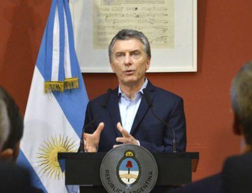 VIDEO – Con el fin de atraer inversiones, Macri firmó un acuerdo para potenciar el sector de la biotecnología