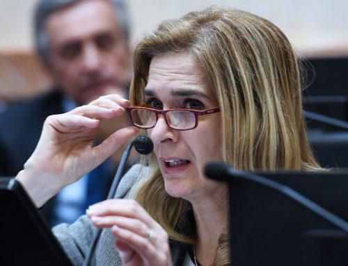 """Silvia Elías de Pérez """"La ley de ética pública es sana para la democracia"""""""