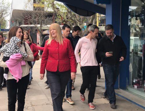 """""""Es urgente que Macri saque la plata del plazo fijo y la disponga para defender la situación de las inundaciones de la provincia"""""""