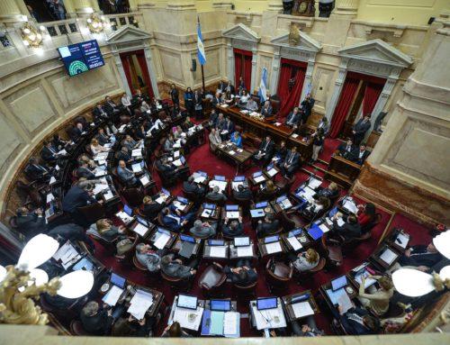 El Senado intentará sancionar las reformas laboral y previsional antes del recambio