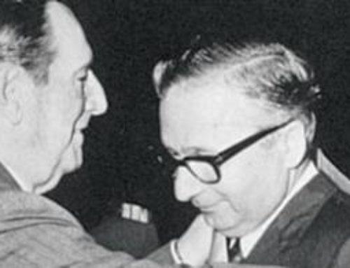 Qué servicios prestó Licio Gelli a Juan Domingo Perón