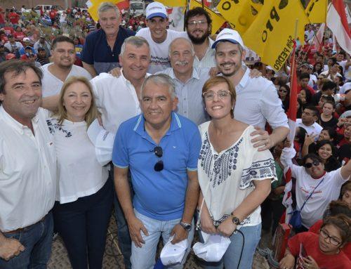 """Peña: """"El compromiso de la gente demostró que se puede, y Argentina está creciendo"""""""