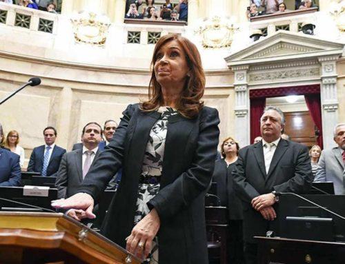 Cristina Kirchner integrará junto a Julio Cobos y Esteban Bullrich , la comisión de Presupuesto