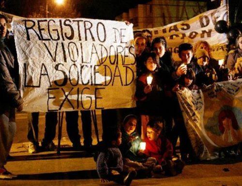 Media sanción a creación del registro nacional de violadores