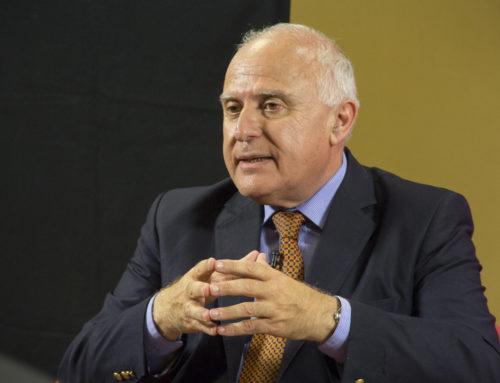 """Miguel Lifschitz: """"Firmé el pacto fiscal en tiempo de descuento"""""""