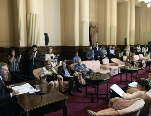 Actividad de las Comisiones del Senado para hoy