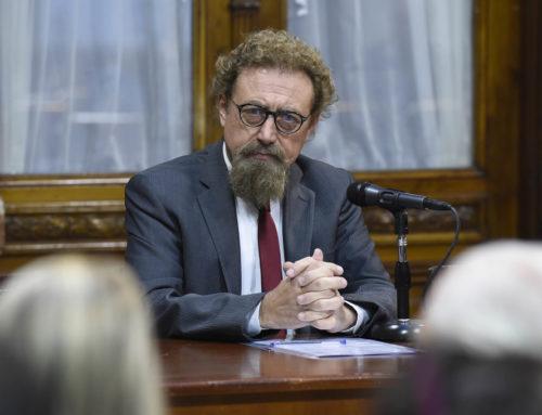 """Luenzo: """"Las leyes anti barras y de financiamiento de los partidos políticos las vamos a tratar a partir de marzo"""""""