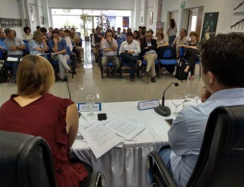 Avanza proyecto de ley de gestión ambiental de aguas