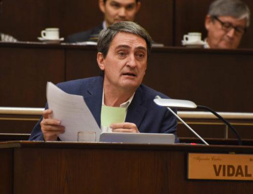 Vidal propone que se enseñe educación emocional en las escuelas