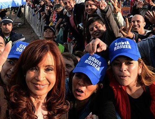 """Cristina Kirchner: """"Podemos volver a construir un país mejor"""""""