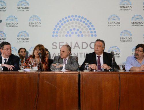 Senado: Triaca y la CGT abrirán el debate de la Reforma Laboral el martes