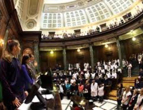 La Legislatura instituyó el Día del Actuario, distinguió a varias personalidades destacadas y rindió homenajes