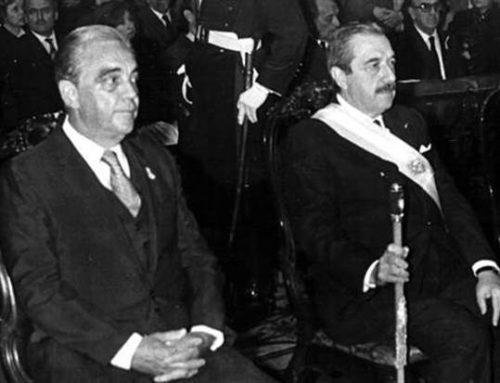 Falleció el ex vicepresidente de Raúl Alfonsín, Víctor Martínez