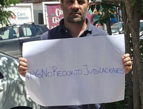 Darío Martínez: «Estábamos del otro lado de las vallas, no había forma de que pensaran que eramos manifestantes»