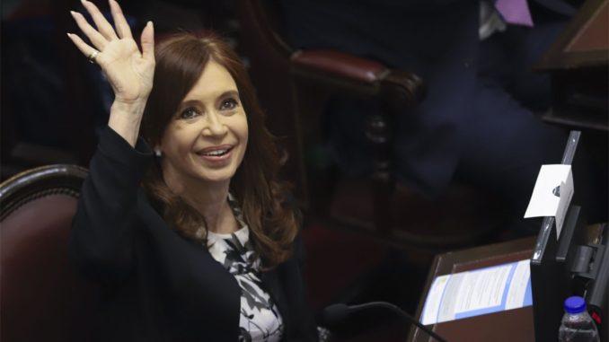 """Cristina Fernández: """"Podrán excavar toda la Patagonia que nunca van a encontrar nada, jamás me apoderé de dinero ilícito"""""""