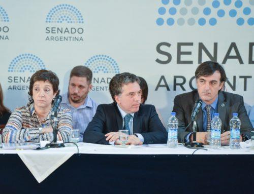 """Dujovne: """"Debemos equilibrar las cuentas y evitar que la Argentina gaste más de lo que tiene"""""""