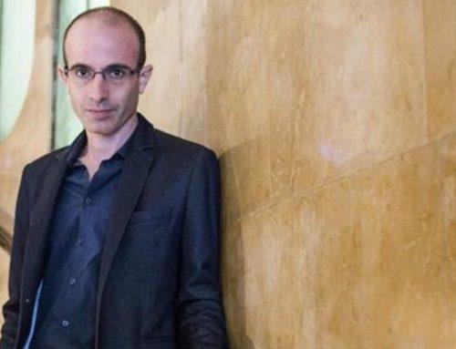 """El """"Homo Deus"""" pasó por Davos. Yuval Harari"""