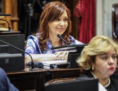CFK quiere que Peña posponga su visita de este miércoles al Senado