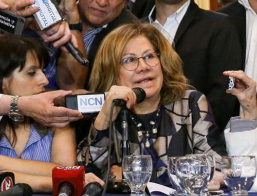Graciela Camaño denunció penalmente a Laura Alonso por su accionar en el caso del Correo
