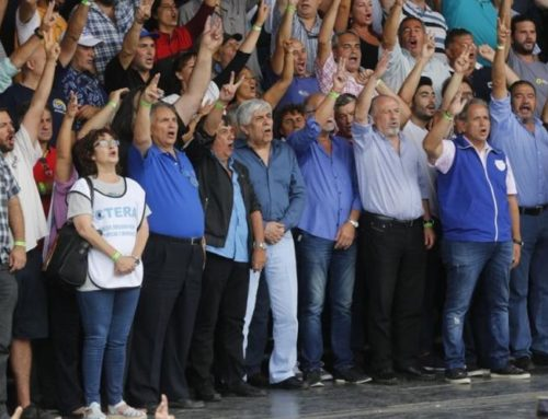 """Cambiemos presentó un proyecto para que los """"sindicalistas sean juzgados por delitos de corrupción"""""""
